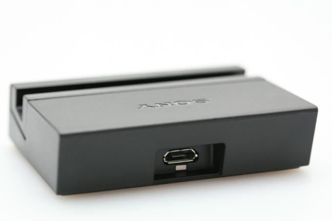 ソニー(SONY) Xperia Z Ultra用マグネットチャージングドック DK33