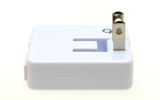 PLANEX プラネックス 「充電万能」2ポートUSB充電器 ホワイト PL-WUCHG01