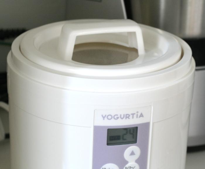 TANICA タニカ ヨーグルトメーカー「ヨーグルティア」YM-1200