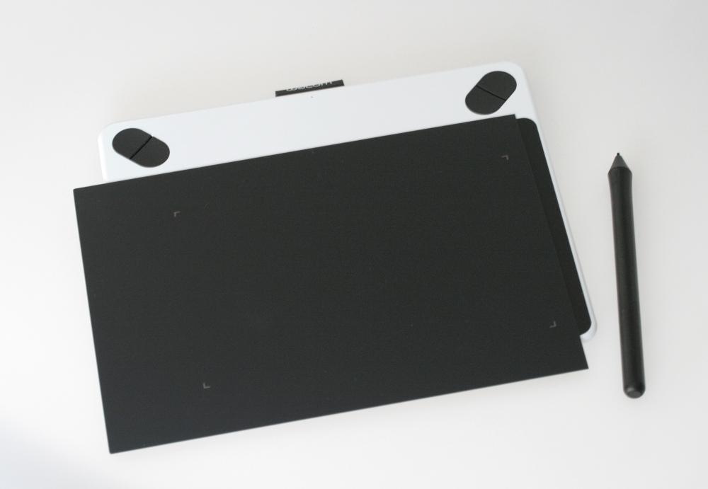 ワコム オーバーレイシート ブラック ACK-10511