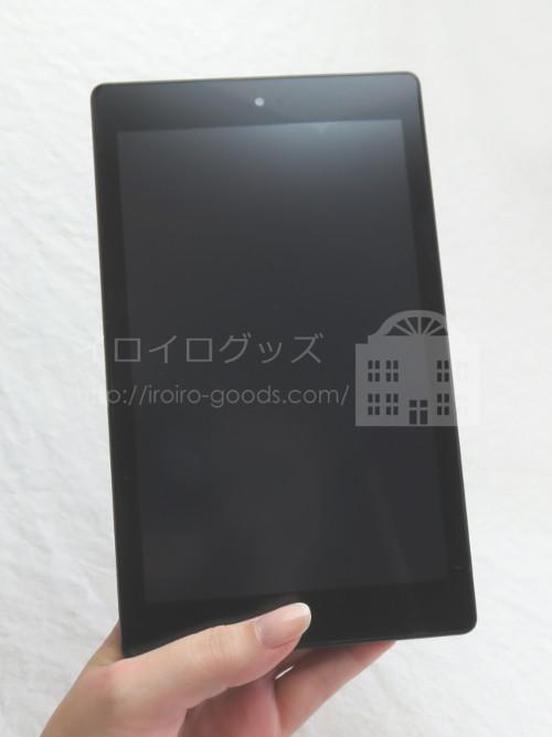 Amazon Fire HD 8 タブレット 32GB 大きさ