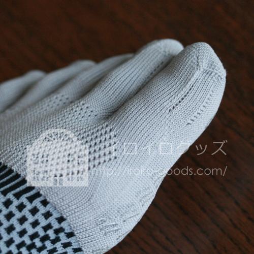 靴下専門店 Tabio (タビオ) レーシングランエアー5本指 レビュー クチコミ 足の指も立体構造