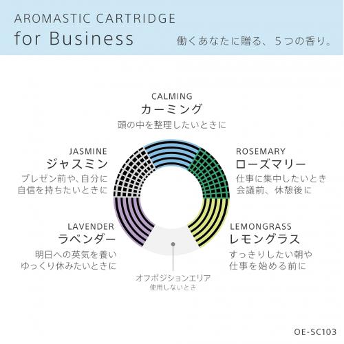 ソニー AROMASTIC(アロマスティック) ニールズヤード Business