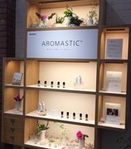 ソニー AROMASTIC(アロマスティック) ニールズヤードが香りのブレンドを監修